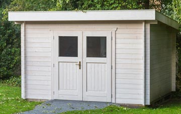 Old Boston garden shed costs