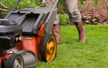 benefits of Old Boston lawn mowing